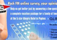 Rock FM Online Survey your opinion matters!!!