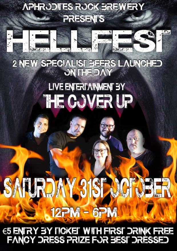 Hellfest on Saturday 31st of October